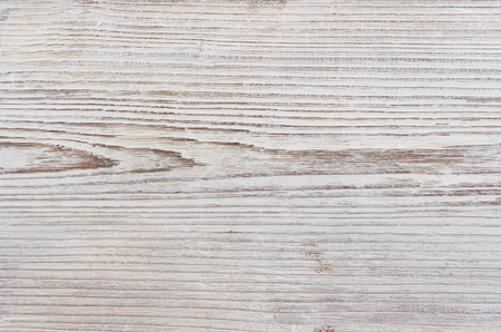 grained: Wood Grain Texture, White Background of Grained Plank