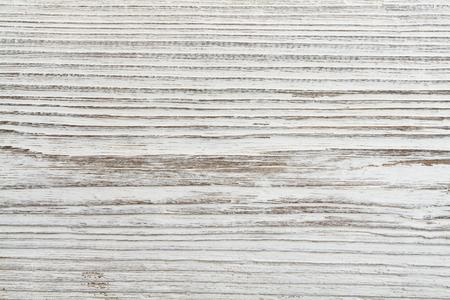 Wood Grain Texture, White Wooden Plank Background