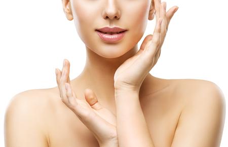 manos limpias: Cuidado de la piel Belleza, Mujer Rostro Labios y Manos Cuidado de la Piel, Maquillaje Natural Limpio