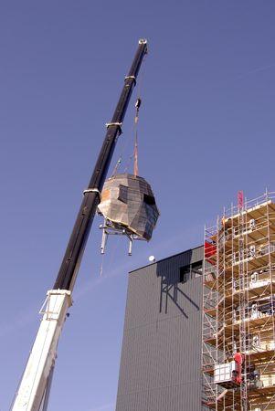 corpus: Corpus building, Leiden, the Netherlands under construction