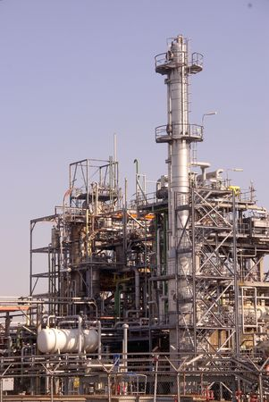 Chemical industry Stock Photo - 3294400