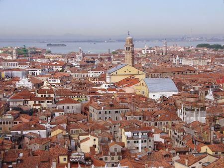 View at Venice, Italy photo