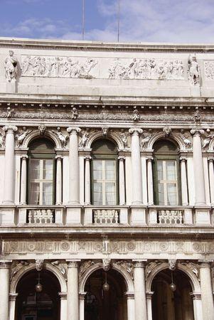 nuove: Procuratie nuove in Venice, Italy