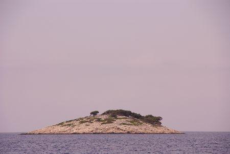 An island in the national park Kornati in Croatia Stock Photo - 3424650