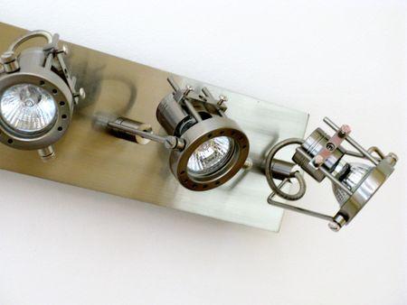 lighting fixtures: Modernos proyectores