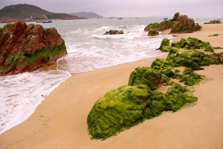 qui: The magnificent coast of Qui Hnon in Vietnam