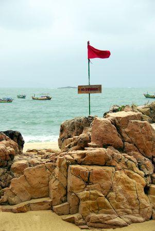 qui: The beach of Qui Hnon in Vietnam