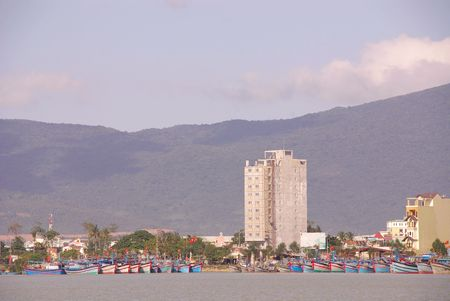 Da Lang in Vietnam Stock Photo - 5201117