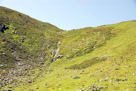 The mountains of the Austrian Alps Stock Photo - 5856182