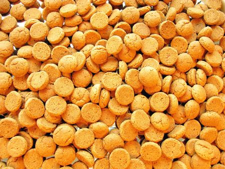 spicy nuts for the dutch Sinterklaas celebration Stock Photo - 5931545