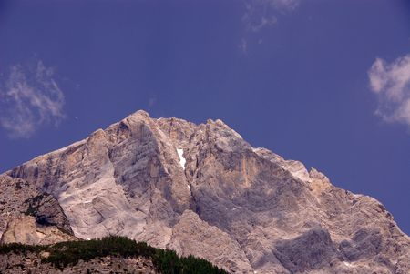 The Dolomite mountains in the north of Italy Stock Photo - 7327650