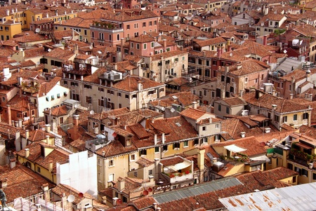 View at Venice in Italy Stock Photo - 12585356