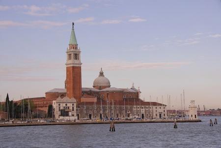 View at Venice in Italy photo