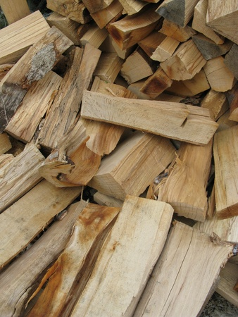 wood for the fire place Stock Photo - 13318843