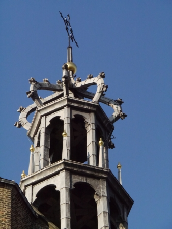 A detail of the historic city hall in Delft in the Netherlands Stock Photo - 16932166