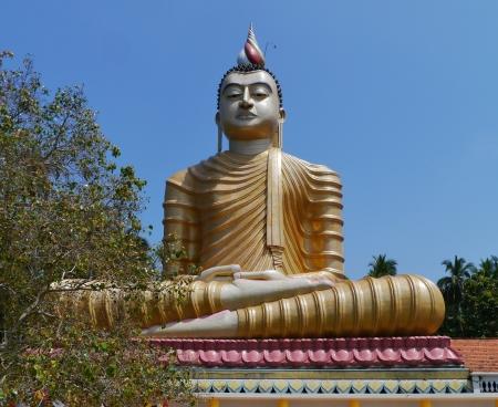 wewurukannala: A huge Buddha at wewurukannala Vihara temple in Sri Lanka