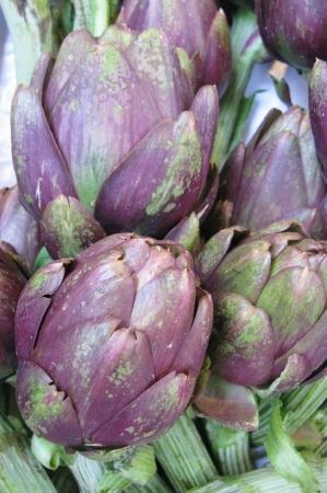 greengrocer: Alcachofas a la verduler�a