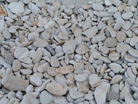 silica: Silica bricks on the beach Stock Photo