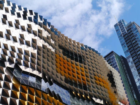 institute of technology: The Swanston building of the Royal Melbourne institute of technology  RMIT  in Melbourne in Australia