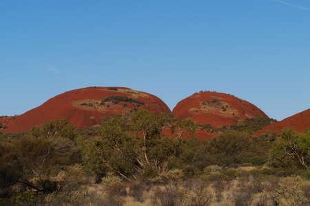 kata: The Olgas or Kata tjuta in Australia Editorial