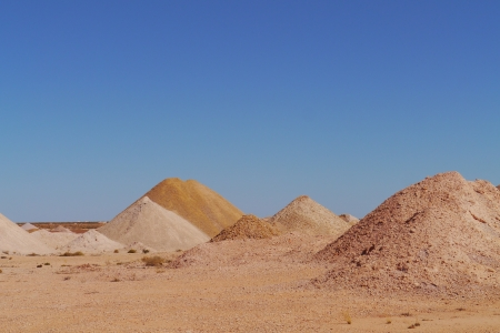 chrystals: Coober Pedy is a town in northern South Australia