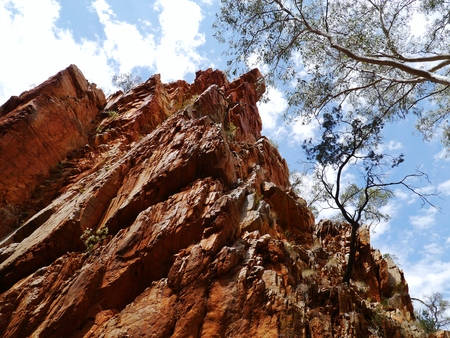 baratro: Stanley voragine in Occidente McDonnell spazia nel Territorio del Nord in Australia