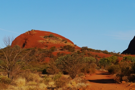 olgas: The Olgas or Kata tjuta a sandstone formation in the Northern Territory in Australia