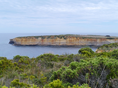 ard: The Loch Ard Gorge is part of Port Campbell National Park in Victoria in Australia