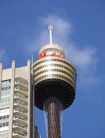 amp tower: he sydney tower eye in Australia