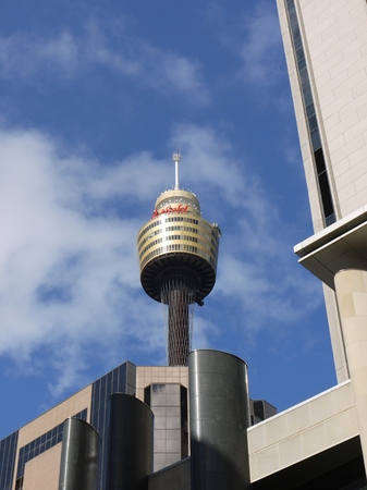 centrepoint tower: The sydney tower eye in Australia