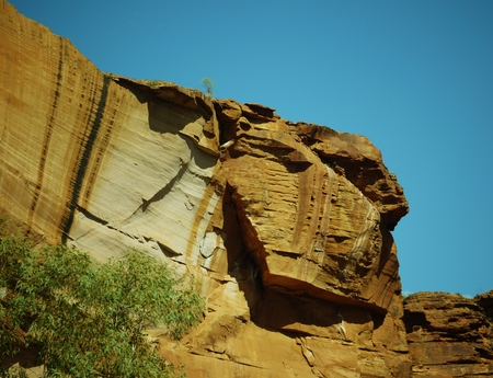 kings canyon national park: Kings Canyon is part of the Watarrka National Park in Northern Territory in Australia