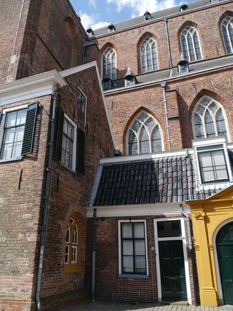 groningen: The AA church or AA-kerk in Groningen in the Netherlands