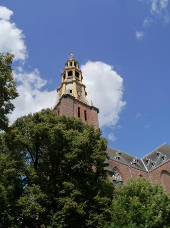 groningen: De AA-kerk of Aa-kerk in Groningen in Nederland