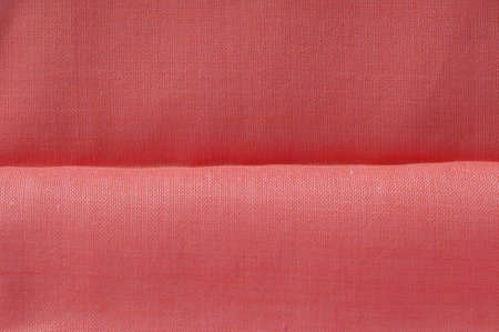 hankie: datail of pleated fine cambric cloth Stock Photo