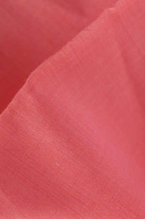 pleated: datail of pleated fine cambric cloth Stock Photo