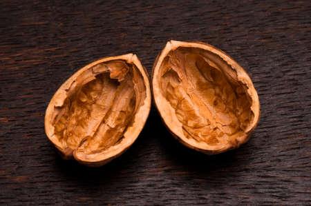 earth nut: devided holed nut
