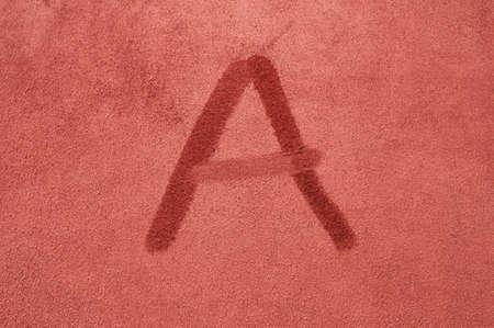 alphabetic character: ABC Stock Photo