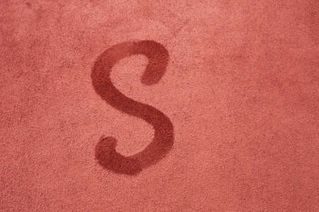 alphabetic character: Letter s