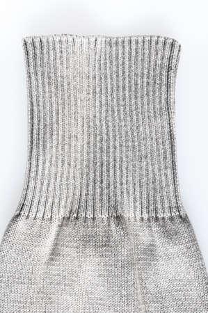 cuff: knitted cuff