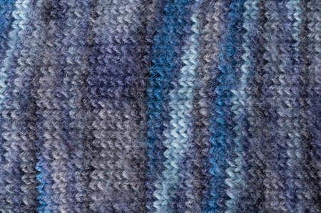 lila: knitting