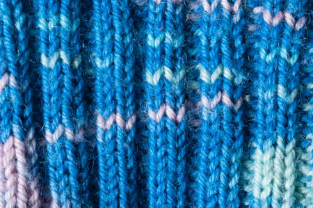 purl: Knit two, purl two