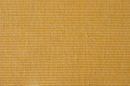 ribbed: ribbed sunny yellow fabric, front Stock Photo