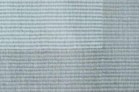 ribbed: ribbed gray blue fabric