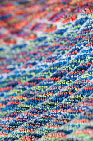 terrycloth: colorful terry cloth Stock Photo