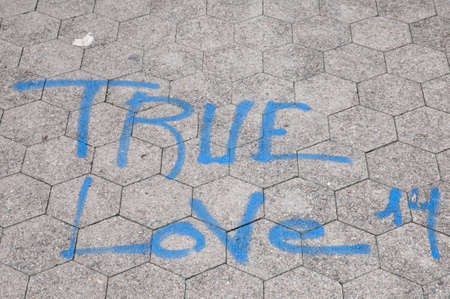 true: true love 14 Stock Photo