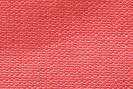 embossed: Embossed red paper texture Stock Photo