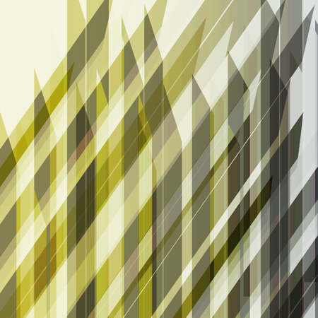 abstract illustration: Straight Lines Abstract Background - Vector Illustration