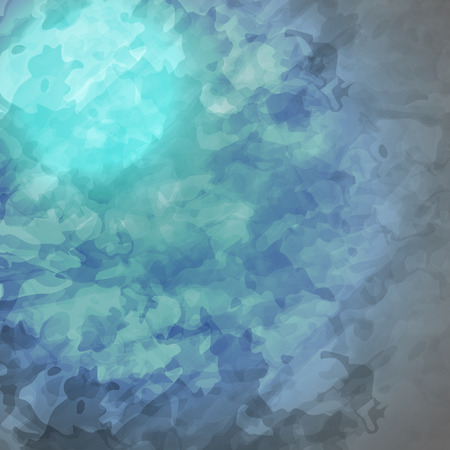 ice surface: Ice Surface Background with Scratches and Stains - Illustration