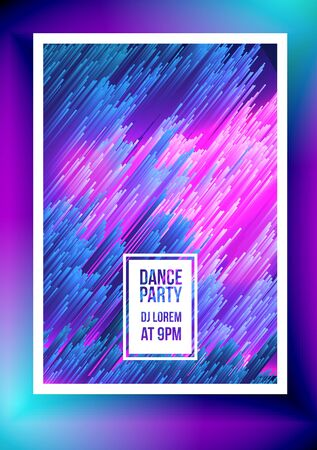 Abstract Abstract Fiber Optics Background Poster, Flyer Template - Vector Illustration 向量圖像