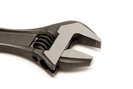adjustable wrench:
